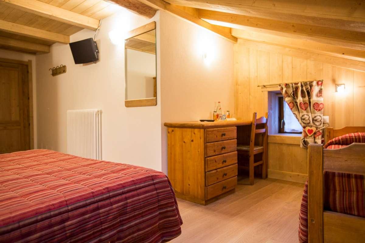 Hotel La Barme chambres familiales