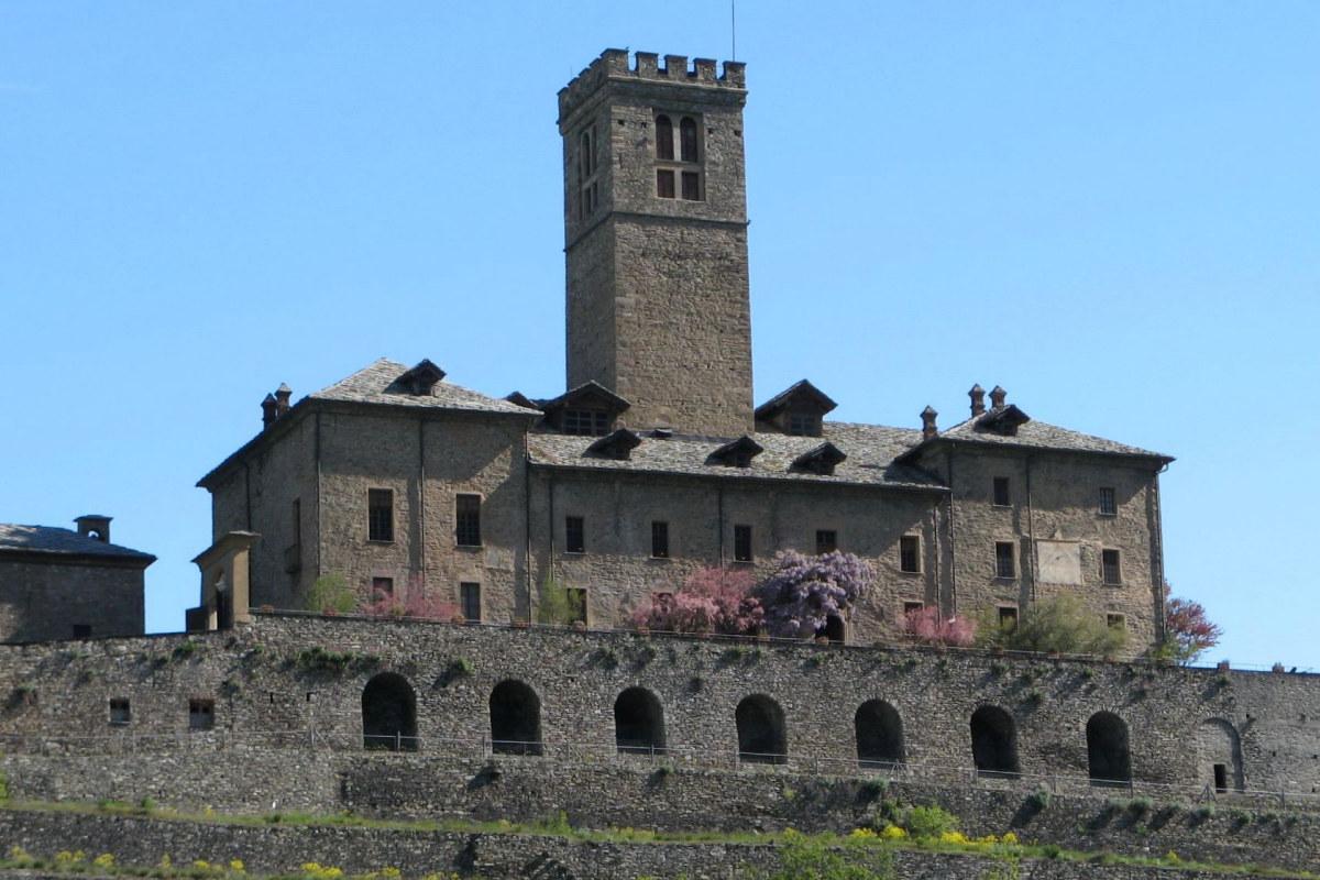 Castelli Valle d'Aosta