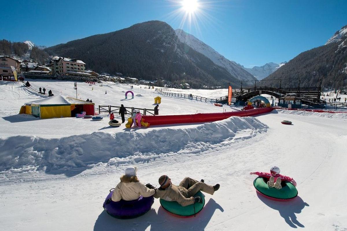 Snowpark di Cogne