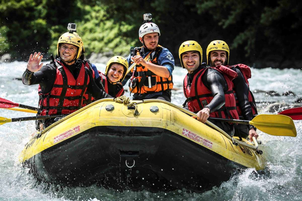 Rafting e hydrospeed